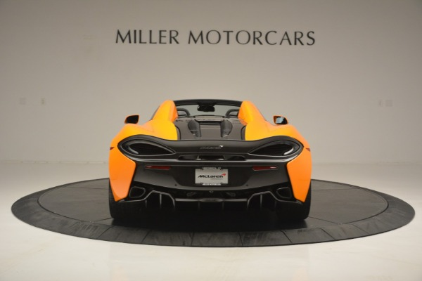 Used 2019 McLaren 570S Spider for sale Sold at Bentley Greenwich in Greenwich CT 06830 6