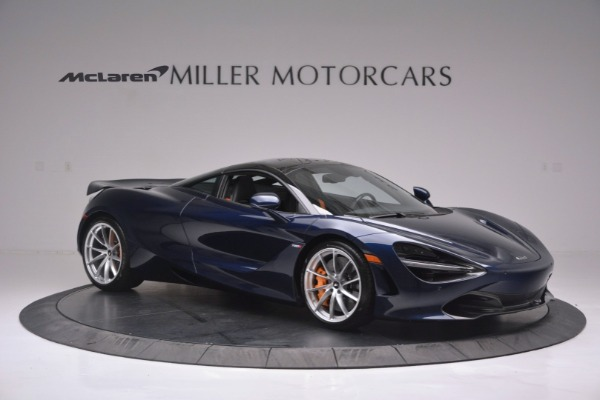 New 2019 McLaren 720S Coupe for sale Sold at Bentley Greenwich in Greenwich CT 06830 10