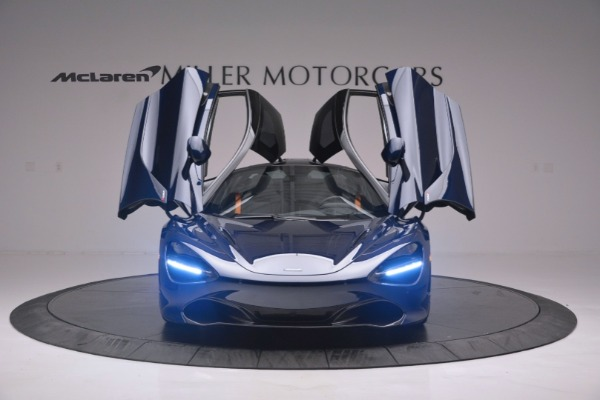 New 2019 McLaren 720S Coupe for sale Sold at Bentley Greenwich in Greenwich CT 06830 13