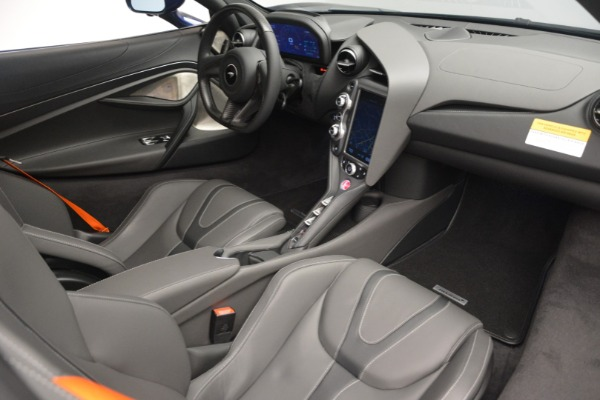 New 2019 McLaren 720S Coupe for sale Sold at Bentley Greenwich in Greenwich CT 06830 18