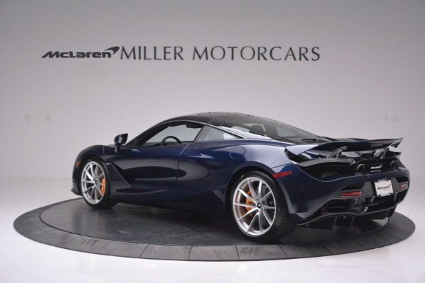 New 2019 McLaren 720S Coupe for sale Sold at Bentley Greenwich in Greenwich CT 06830 4