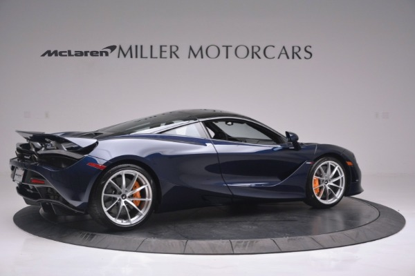 New 2019 McLaren 720S Coupe for sale Sold at Bentley Greenwich in Greenwich CT 06830 8