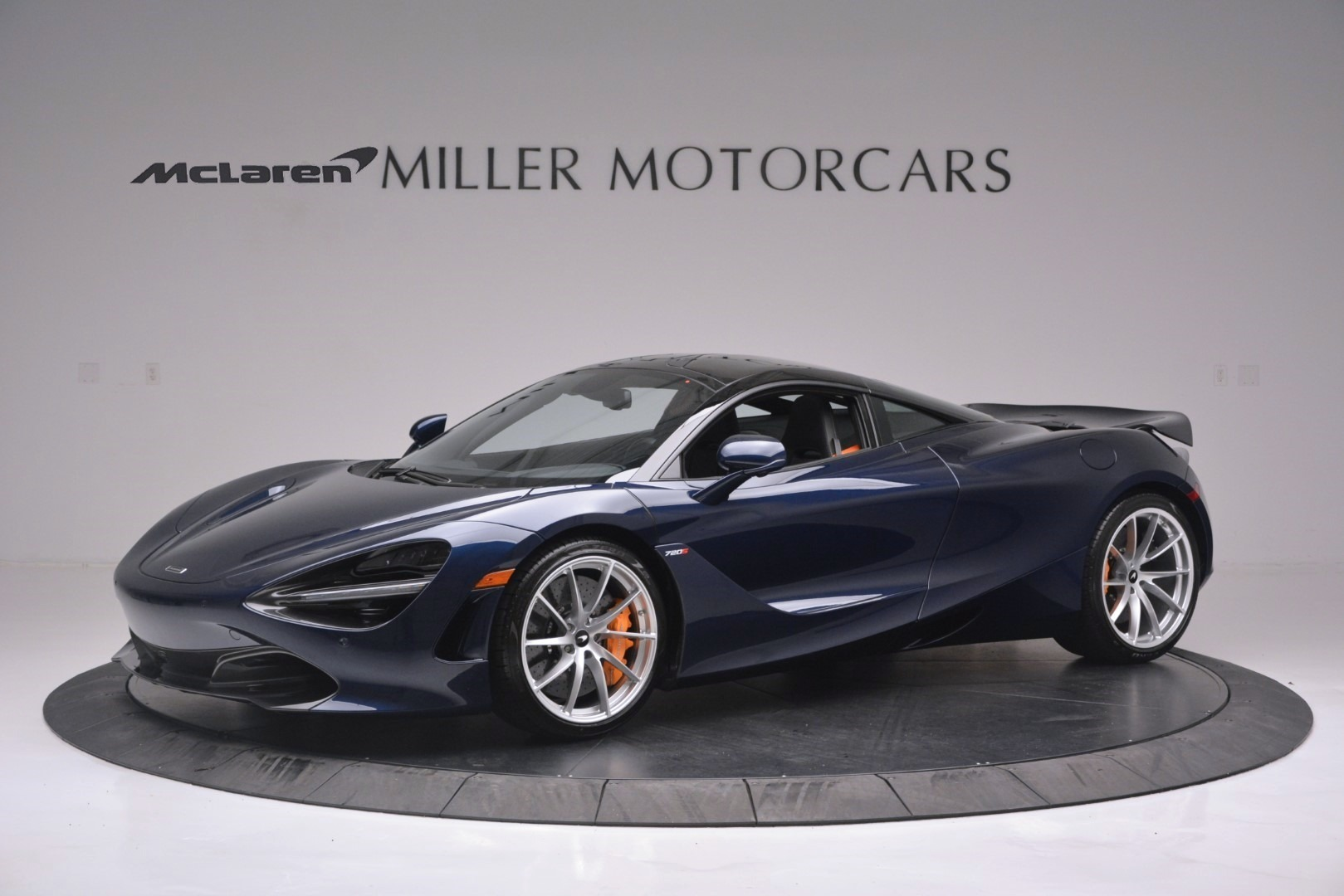 New 2019 McLaren 720S Coupe for sale Sold at Bentley Greenwich in Greenwich CT 06830 1