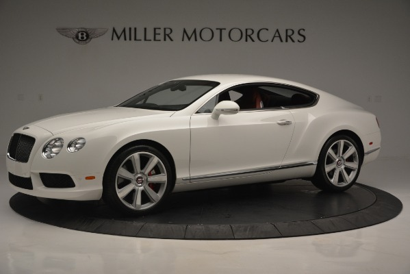 Used 2015 Bentley Continental GT V8 for sale Sold at Bentley Greenwich in Greenwich CT 06830 2