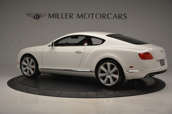 Used 2015 Bentley Continental GT V8 for sale Sold at Bentley Greenwich in Greenwich CT 06830 4