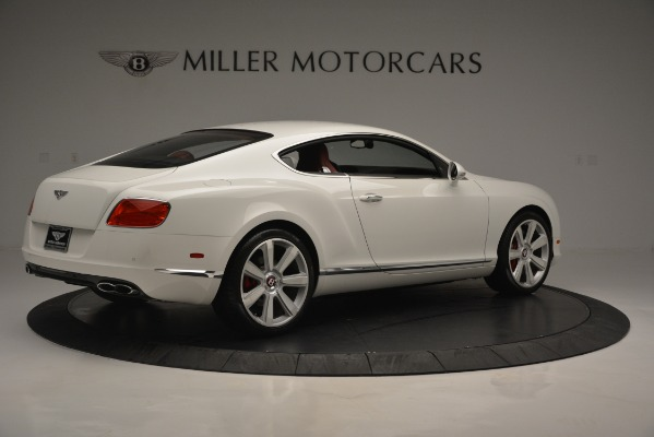 Used 2015 Bentley Continental GT V8 for sale Sold at Bentley Greenwich in Greenwich CT 06830 8