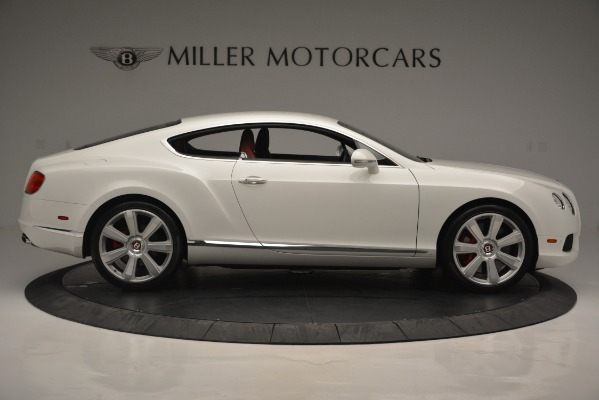 Used 2015 Bentley Continental GT V8 for sale Sold at Bentley Greenwich in Greenwich CT 06830 9
