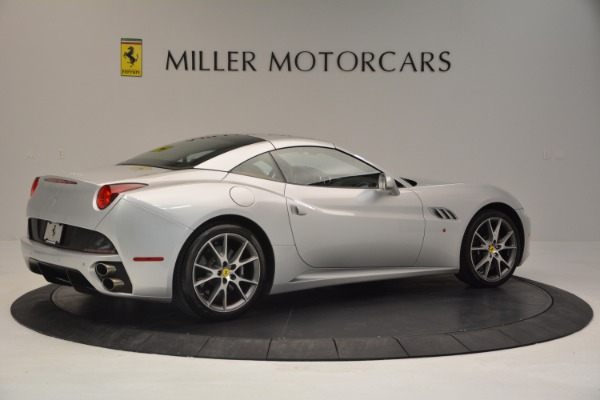 Used 2010 Ferrari California for sale Sold at Bentley Greenwich in Greenwich CT 06830 20