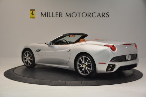 Used 2010 Ferrari California for sale Sold at Bentley Greenwich in Greenwich CT 06830 4