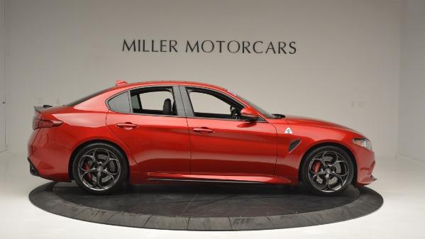 Used 2017 Alfa Romeo Giulia Quadrifoglio for sale Sold at Bentley Greenwich in Greenwich CT 06830 10