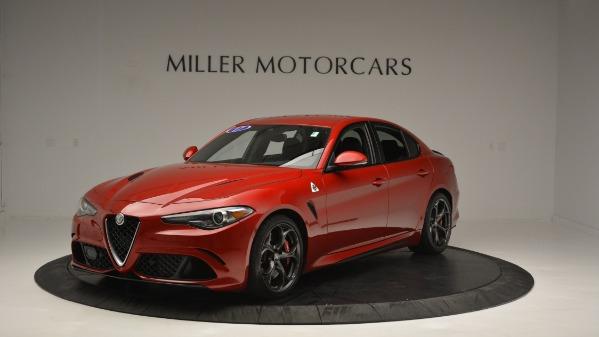 Used 2017 Alfa Romeo Giulia Quadrifoglio for sale Sold at Bentley Greenwich in Greenwich CT 06830 2