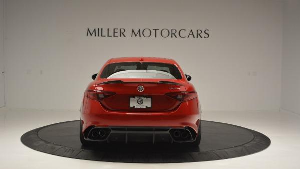 Used 2017 Alfa Romeo Giulia Quadrifoglio for sale Sold at Bentley Greenwich in Greenwich CT 06830 6