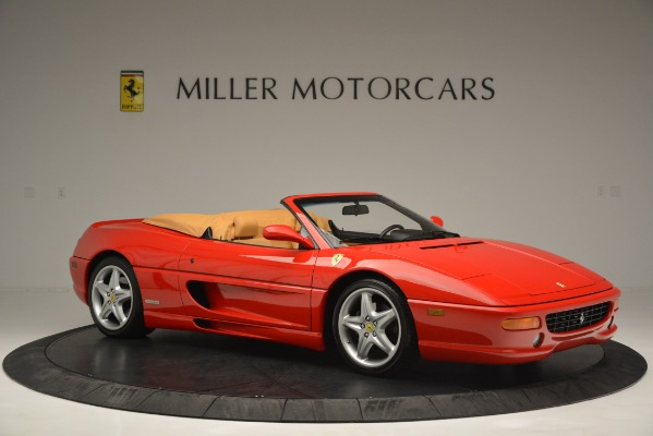Used 1997 Ferrari 355 Spider 6-Speed Manual for sale Sold at Bentley Greenwich in Greenwich CT 06830 10