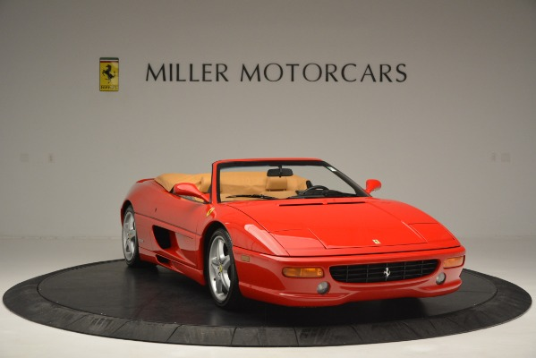 Used 1997 Ferrari 355 Spider 6-Speed Manual for sale Sold at Bentley Greenwich in Greenwich CT 06830 11