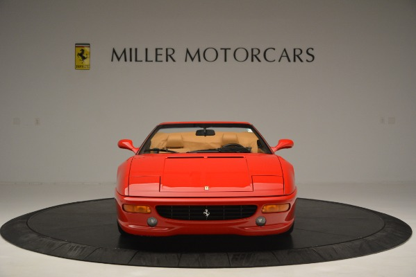 Used 1997 Ferrari 355 Spider 6-Speed Manual for sale Sold at Bentley Greenwich in Greenwich CT 06830 12
