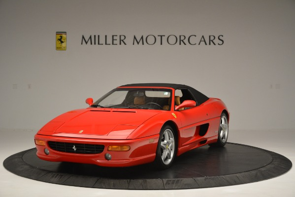 Used 1997 Ferrari 355 Spider 6-Speed Manual for sale Sold at Bentley Greenwich in Greenwich CT 06830 13