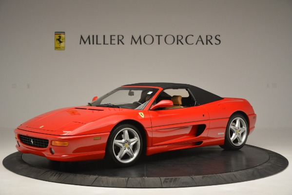 Used 1997 Ferrari 355 Spider 6-Speed Manual for sale Sold at Bentley Greenwich in Greenwich CT 06830 14