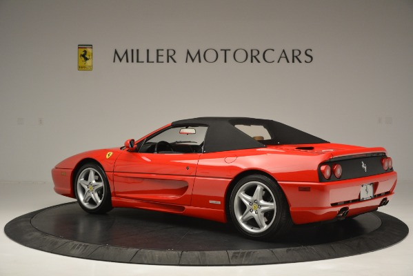 Used 1997 Ferrari 355 Spider 6-Speed Manual for sale Sold at Bentley Greenwich in Greenwich CT 06830 16