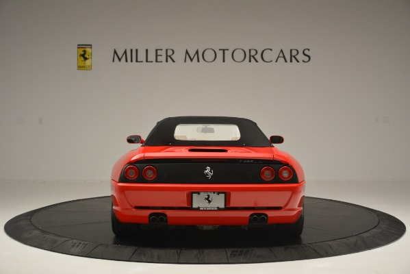Used 1997 Ferrari 355 Spider 6-Speed Manual for sale Sold at Bentley Greenwich in Greenwich CT 06830 18