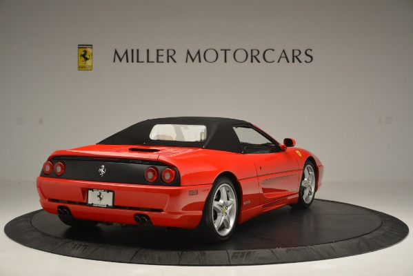 Used 1997 Ferrari 355 Spider 6-Speed Manual for sale Sold at Bentley Greenwich in Greenwich CT 06830 19