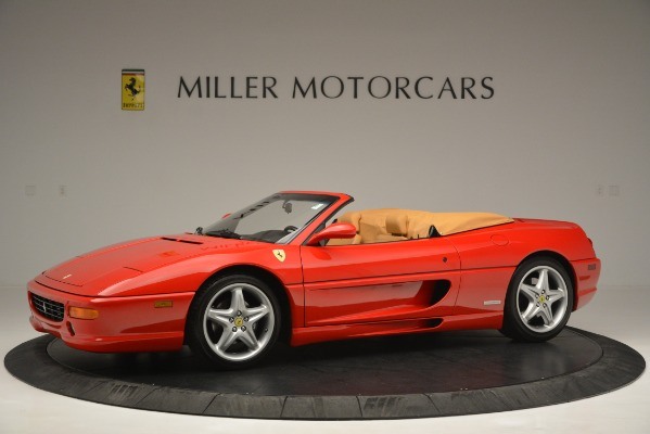 Used 1997 Ferrari 355 Spider 6-Speed Manual for sale Sold at Bentley Greenwich in Greenwich CT 06830 2