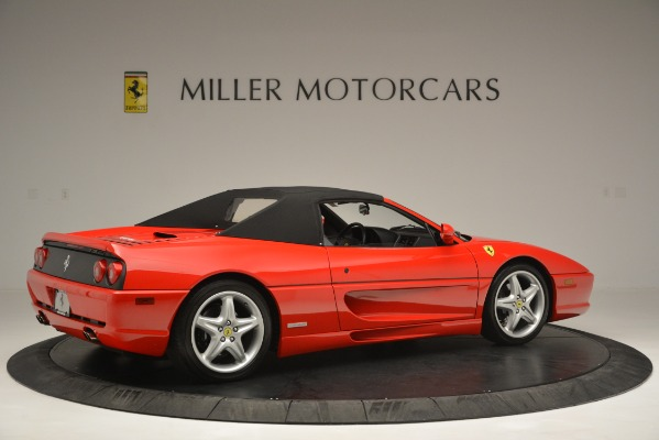 Used 1997 Ferrari 355 Spider 6-Speed Manual for sale Sold at Bentley Greenwich in Greenwich CT 06830 20