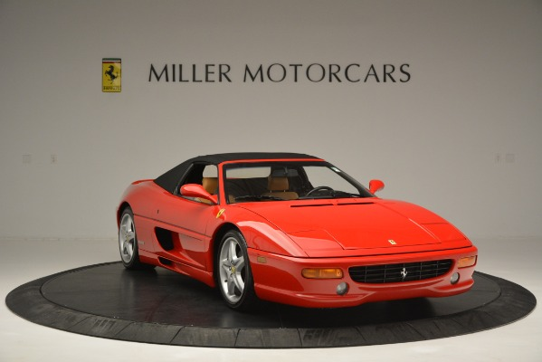 Used 1997 Ferrari 355 Spider 6-Speed Manual for sale Sold at Bentley Greenwich in Greenwich CT 06830 23