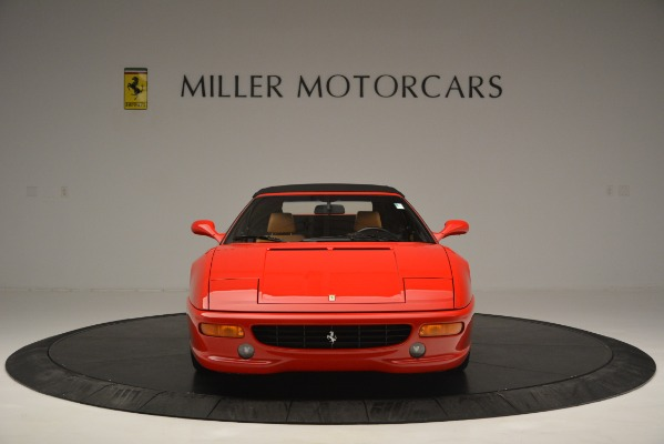 Used 1997 Ferrari 355 Spider 6-Speed Manual for sale Sold at Bentley Greenwich in Greenwich CT 06830 24