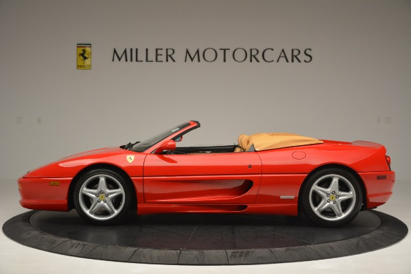 Used 1997 Ferrari 355 Spider 6-Speed Manual for sale Sold at Bentley Greenwich in Greenwich CT 06830 3