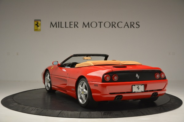 Used 1997 Ferrari 355 Spider 6-Speed Manual for sale Sold at Bentley Greenwich in Greenwich CT 06830 5