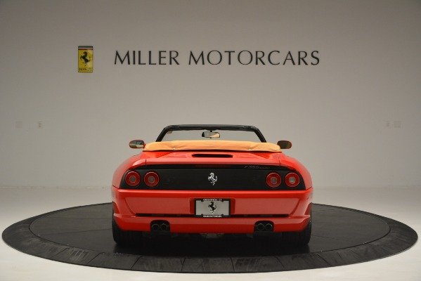Used 1997 Ferrari 355 Spider 6-Speed Manual for sale Sold at Bentley Greenwich in Greenwich CT 06830 6