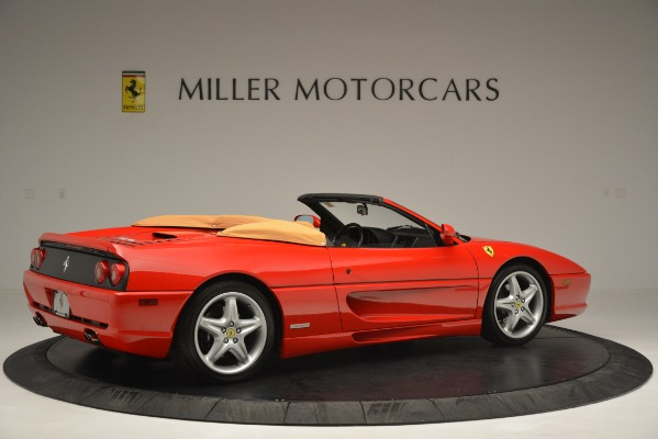Used 1997 Ferrari 355 Spider 6-Speed Manual for sale Sold at Bentley Greenwich in Greenwich CT 06830 8