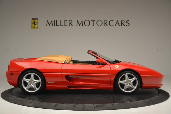 Used 1997 Ferrari 355 Spider 6-Speed Manual for sale Sold at Bentley Greenwich in Greenwich CT 06830 9