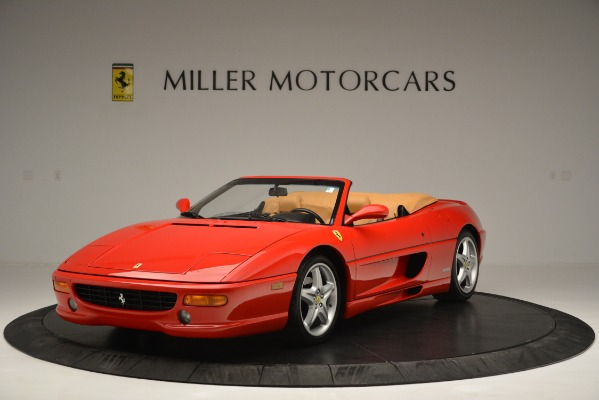 Used 1997 Ferrari 355 Spider 6-Speed Manual for sale Sold at Bentley Greenwich in Greenwich CT 06830 1