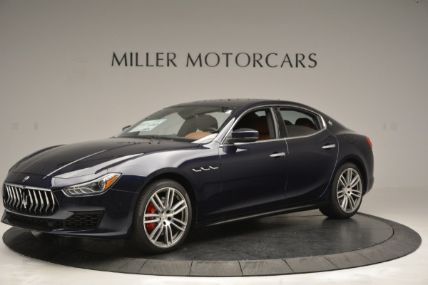 Used 2019 Maserati Ghibli S Q4 for sale Sold at Bentley Greenwich in Greenwich CT 06830 2