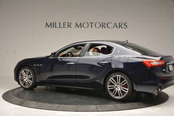 New 2019 Maserati Ghibli S Q4 for sale Sold at Bentley Greenwich in Greenwich CT 06830 4