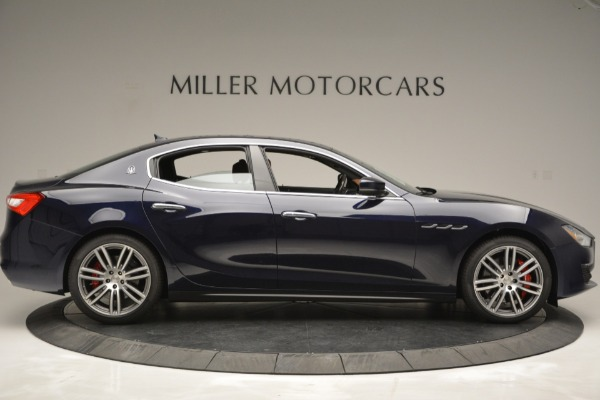 Used 2019 Maserati Ghibli S Q4 for sale Sold at Bentley Greenwich in Greenwich CT 06830 9