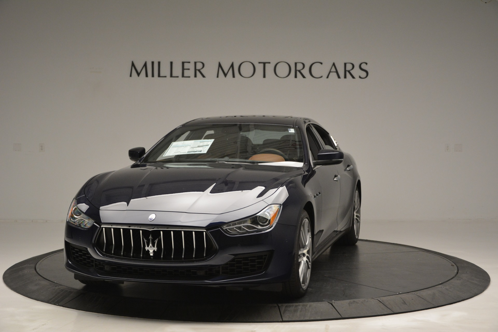 Used 2019 Maserati Ghibli S Q4 for sale Sold at Bentley Greenwich in Greenwich CT 06830 1