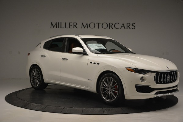 New 2019 Maserati Levante Q4 GranLusso for sale Sold at Bentley Greenwich in Greenwich CT 06830 10