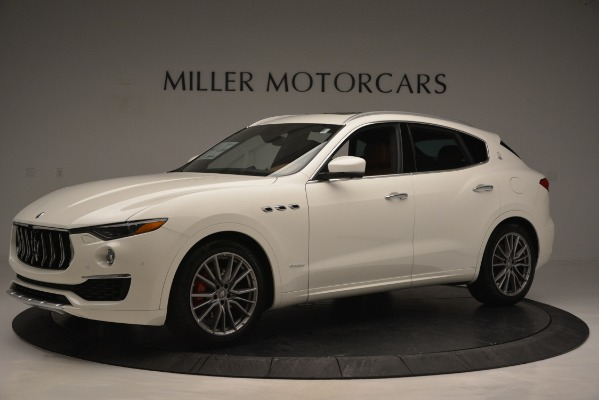 New 2019 Maserati Levante Q4 GranLusso for sale Sold at Bentley Greenwich in Greenwich CT 06830 2