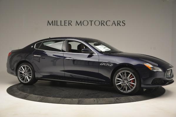 New 2019 Maserati Quattroporte S Q4 for sale Sold at Bentley Greenwich in Greenwich CT 06830 10