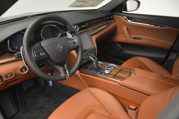 New 2019 Maserati Quattroporte S Q4 for sale Sold at Bentley Greenwich in Greenwich CT 06830 13