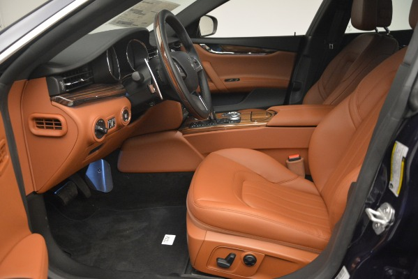 New 2019 Maserati Quattroporte S Q4 for sale Sold at Bentley Greenwich in Greenwich CT 06830 14