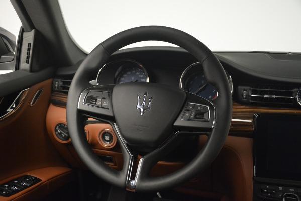 New 2019 Maserati Quattroporte S Q4 for sale Sold at Bentley Greenwich in Greenwich CT 06830 17