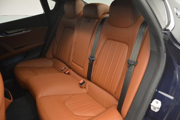 New 2019 Maserati Quattroporte S Q4 for sale Sold at Bentley Greenwich in Greenwich CT 06830 19