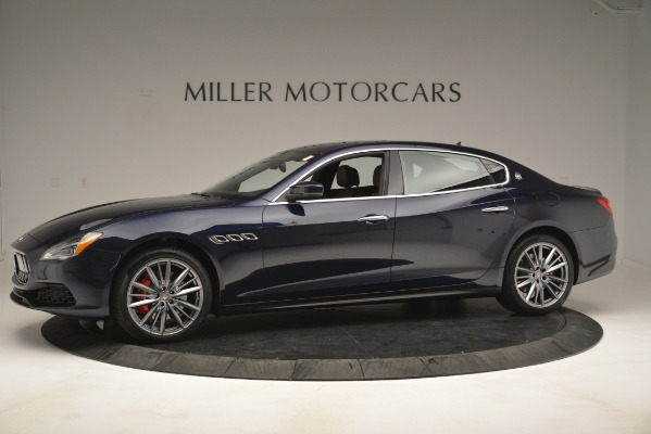 New 2019 Maserati Quattroporte S Q4 for sale Sold at Bentley Greenwich in Greenwich CT 06830 2