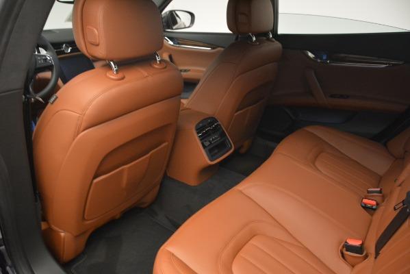 New 2019 Maserati Quattroporte S Q4 for sale Sold at Bentley Greenwich in Greenwich CT 06830 21