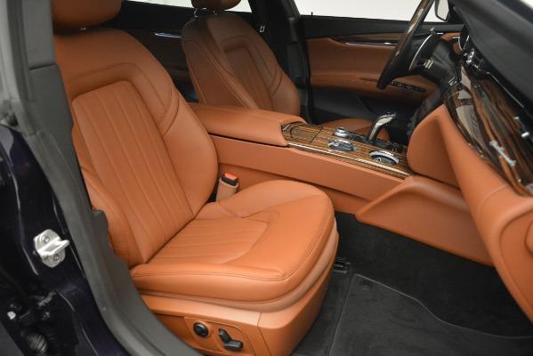 New 2019 Maserati Quattroporte S Q4 for sale Sold at Bentley Greenwich in Greenwich CT 06830 25