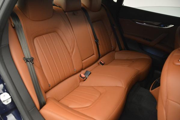 New 2019 Maserati Quattroporte S Q4 for sale Sold at Bentley Greenwich in Greenwich CT 06830 27