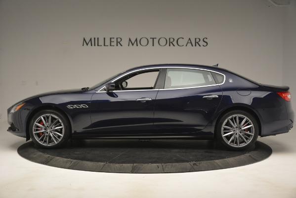 New 2019 Maserati Quattroporte S Q4 for sale Sold at Bentley Greenwich in Greenwich CT 06830 3